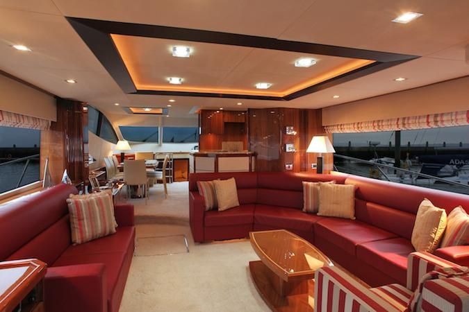 William Payne Online - Boat Interiors
